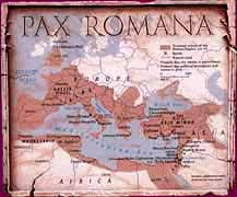 ROMAN EMPIRE, 27 BC - 1453 AD. (MAPS)